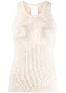 Reebok ribbed knit vest