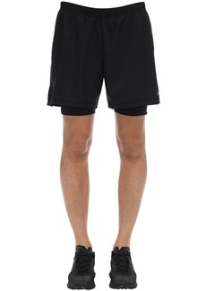 Reebok Run Essentials 2-1 Shorts