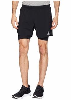 Reebok Running 2-in-1 Shorts
