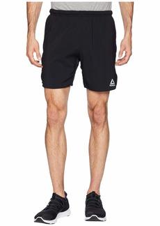 """Reebok Running 7"""" Woven Shorts"""