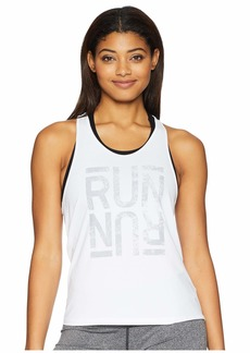 Reebok Running Activchill Graphic Tank Top