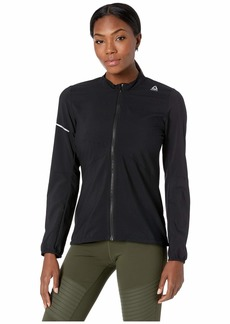 Reebok Running  Lightweight Woven Jacket