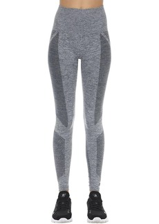 Reebok Seamless Techno Jersey Leggings