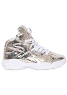 Reebok Shaq Attaq Metallic Sneakers