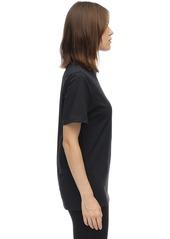 Reebok Side Logo Cotton Jersey T-shirt