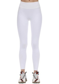 Reebok Stretch Jersey Biker Leggings