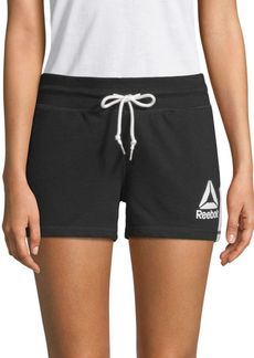 Reebok Throwback Drawstring Shorts