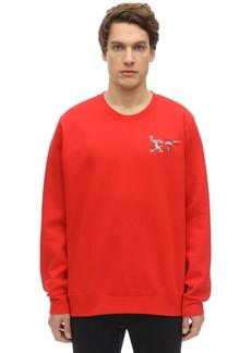 Reebok Tom & Jerry Cotton Sweatshirt
