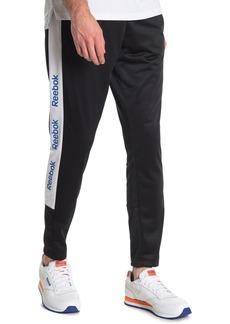 Reebok Trackster Logo Stripe Track Pants
