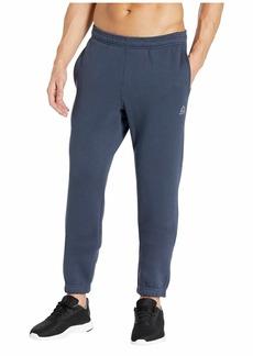 Reebok Training Essentials Fleece Closed Cuff Pants