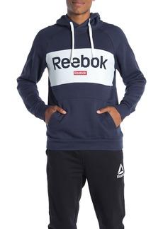 Reebok Training Essentials Linear Logo Hoodie