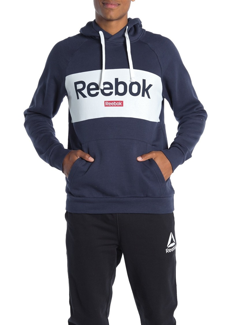 Reebok Training Essentials Linear Logo Hoodie