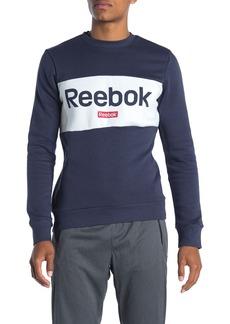 Reebok Training Essentials Linear Logo Pullover