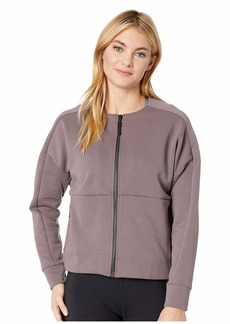 Reebok Training Supply Full Zip Cover-Up