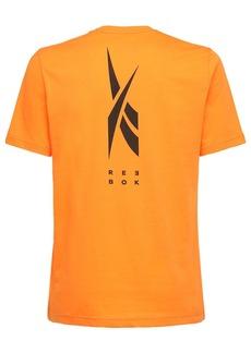 Reebok Ts Edgewrks 60/40 Graphic T-shirt