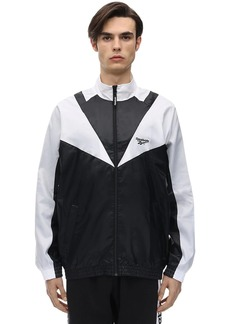 Reebok Twin Vector Track Jacket