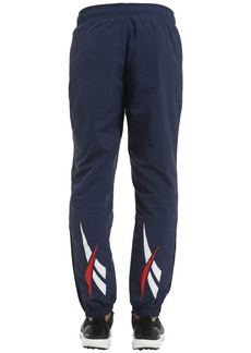 Reebok Vector Nylon Track Pants