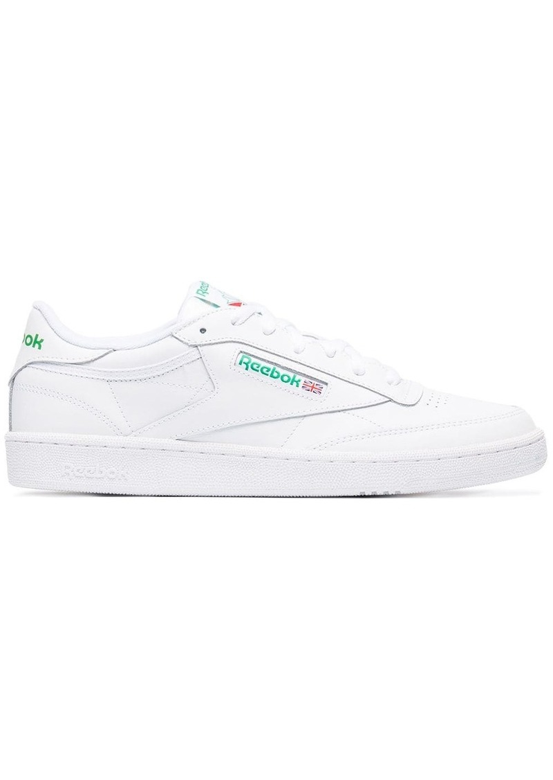 Reebok Club C85 embroidered style sneakers