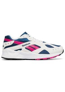 Reebok White low-top Aztrek sneakers