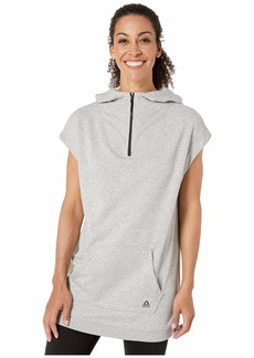 Reebok Work Out Ready Meet You There Sleeveless Hoodie