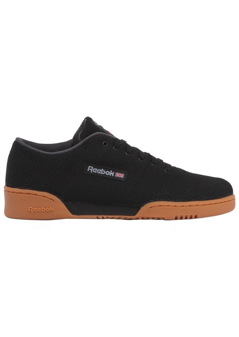 Reebok Workout Clean Og Knit Sneakers