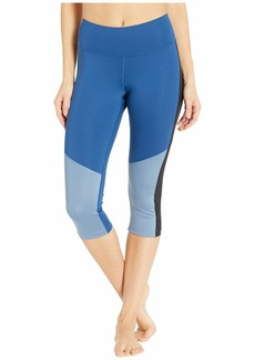 Reebok Workout Ready Color Blocked Capris