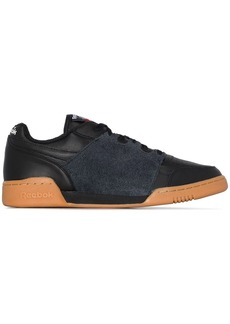 Reebok x Nepenthes leather low top sneakers