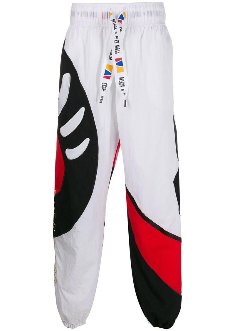 Reebok x Pyer Moss patterned track pants