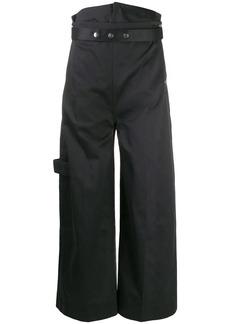 Reebok x Victoria Beckham palazzo trousers