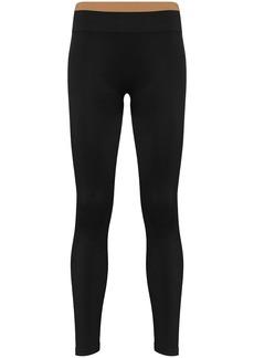 Reebok seamless two-tone leggings
