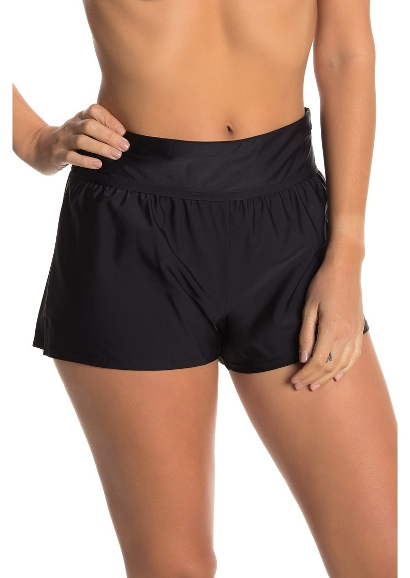 Reebok Zip Pocket Swim Shorts