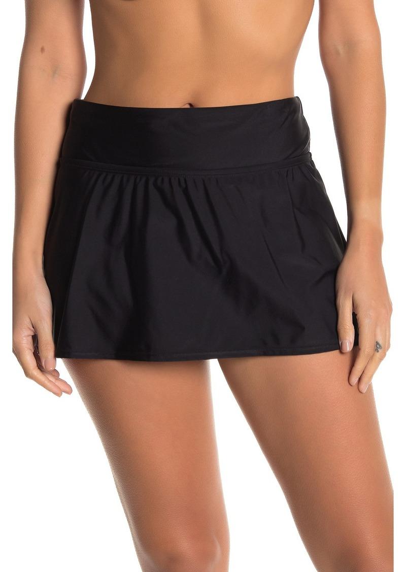 Reebok Zip Pocket Swim Skirt