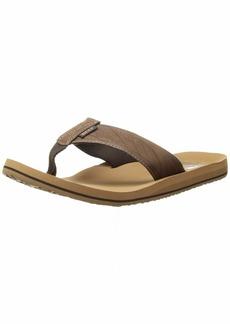 Reef Boys' TWINPIN + Sandal tan
