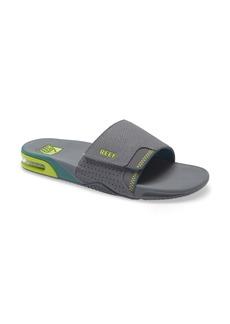 Reef Fanning Slide Sandal (Men)