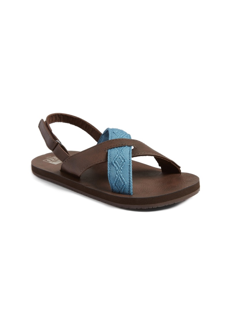 877a22be1baa Reef Reef Grom Crossover Sandal (Baby