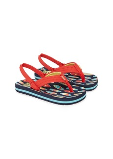 Reef Little Ahi Water Resistant Sandal (Baby, Walker & Toddler)