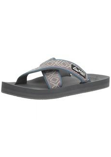 Reef Men's Crossover Sandal Flip-Flop