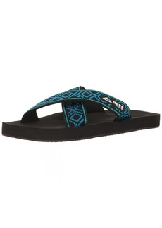 Reef Men's Crossover Sandal Flip-Flop