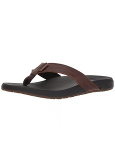 Reef Men's Cushion Bounce Phantom Leather Sandal
