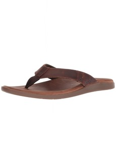 REEF Men's Cushion J-Bay Sandal   Medium US