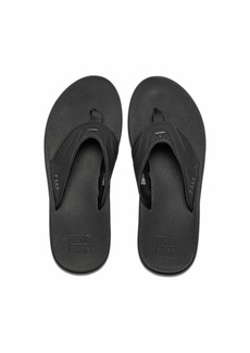 Reef Men's Fanning Flip Flop   D-Medium