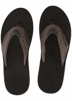 Reef Men's Fanning Prints Sandal  10 Medium US