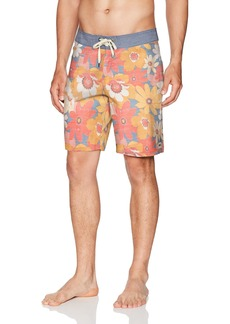 Reef Men's Hippie Flower Boardshort