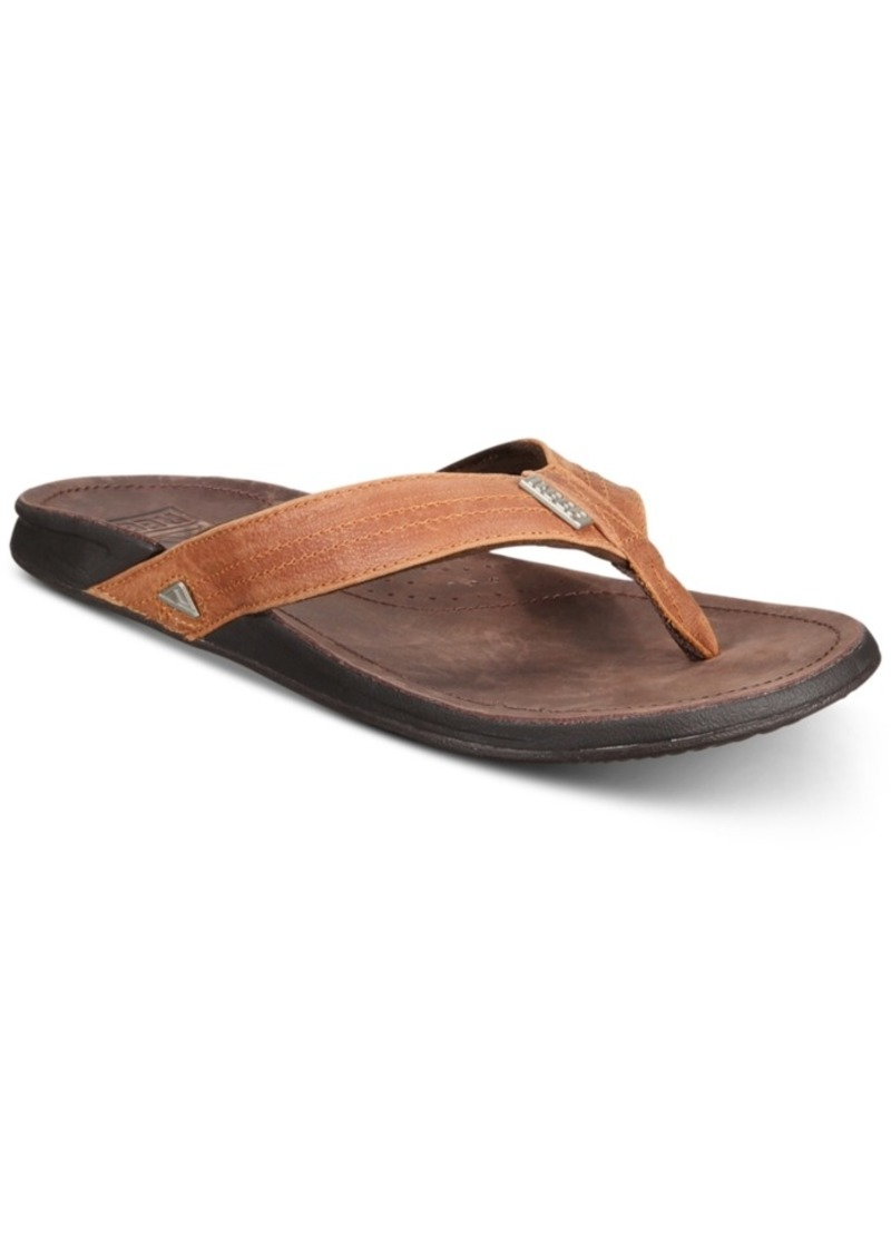 Reef Men's J-Bay Iii Flip-Flop Sandals Men's Shoes