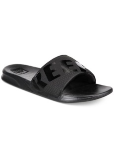 Reef Men's One Slide Sandals Men's Shoes
