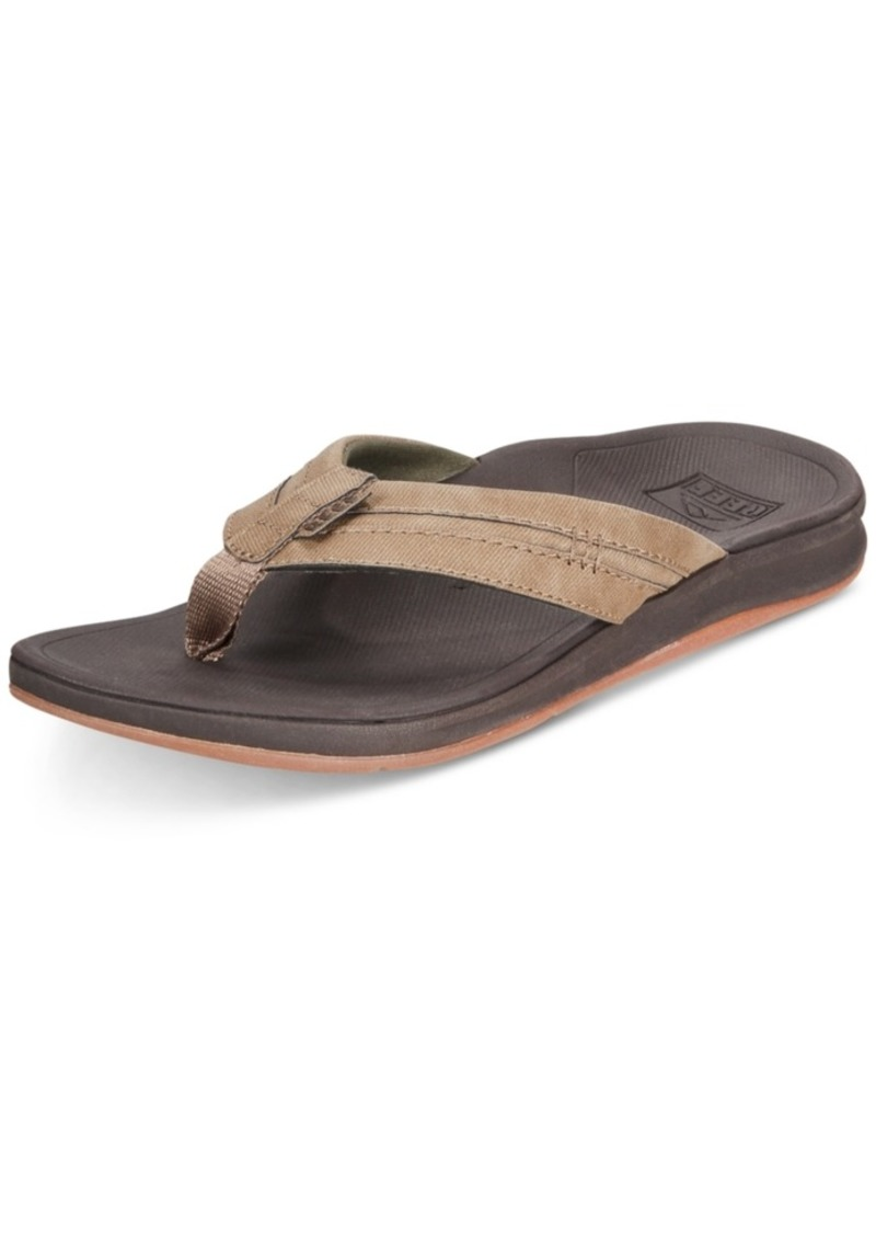 Reef Men's Ortho Bounce Coast Flip-Flop Sandals Men's Shoes