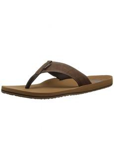 Reef Men's TWINPIN + Sandal tan
