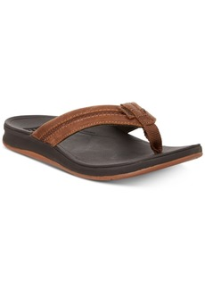 Reef Ortho-Bounce Coast Leather Sandals Men's Shoes