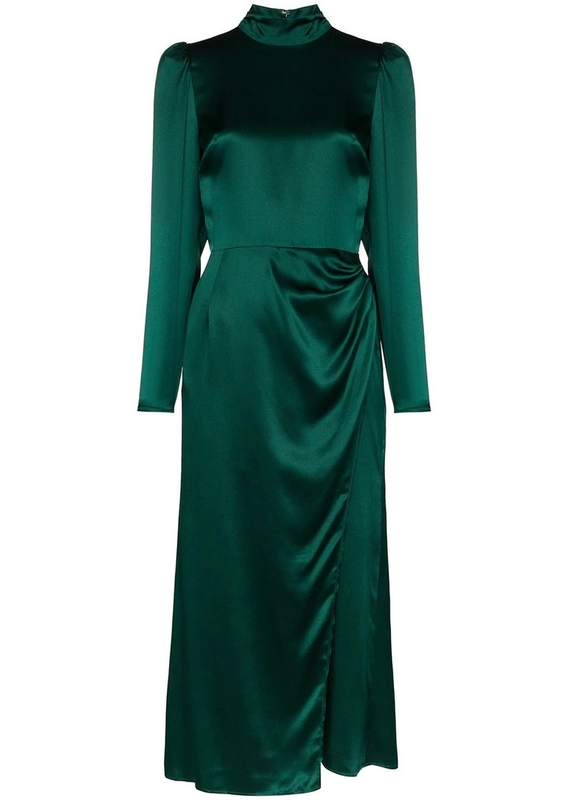 Reformation Carmelina midi dress