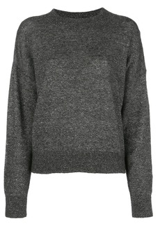 Reformation Elle crew-neck jumper